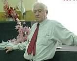 Элиягу Левант - создатель шахматного клуба в Беер-Шеве